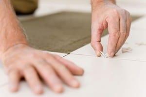 cermic tiles installation