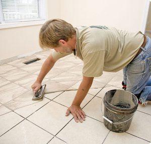cermic tiles installation2