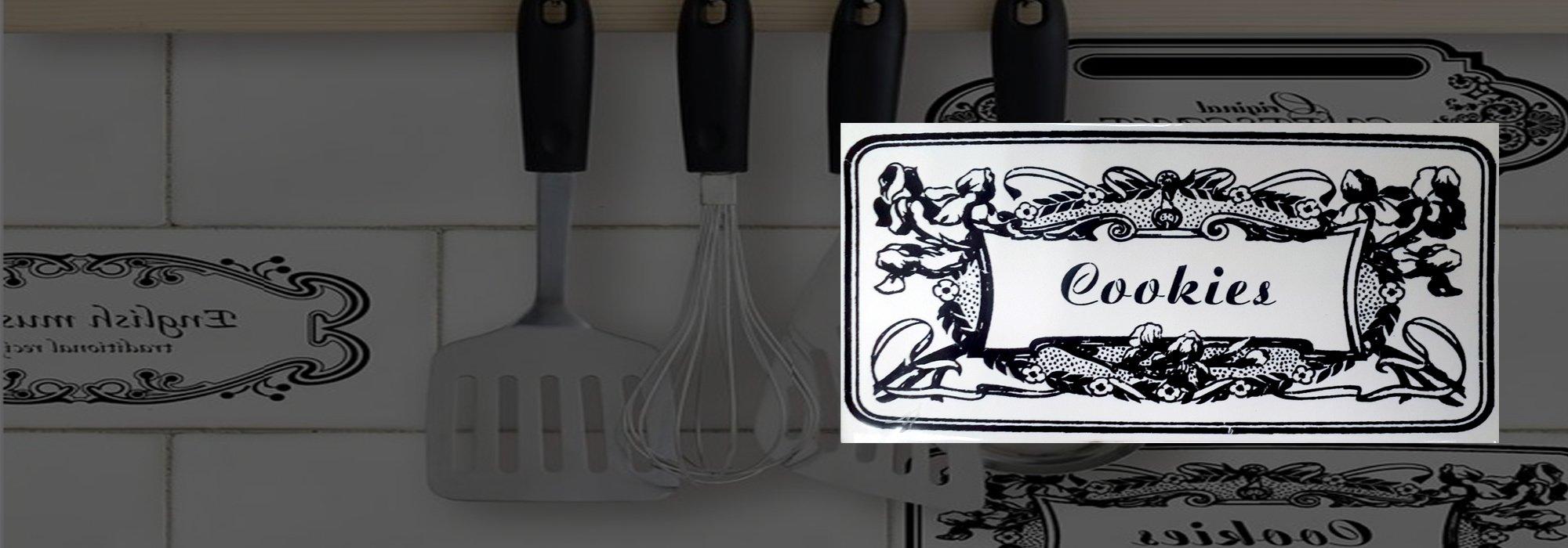 דקור שף מבריק (דגם 1) by Milstone