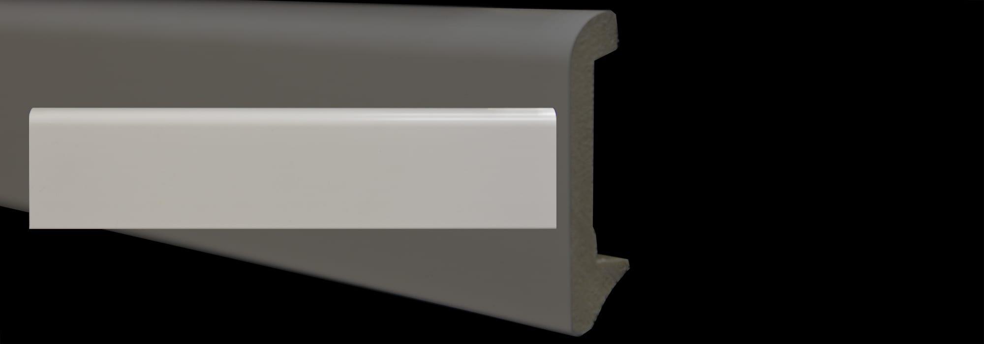 פנל פולימר לבן דגם (6) 250סמ*6סמ by Milstone