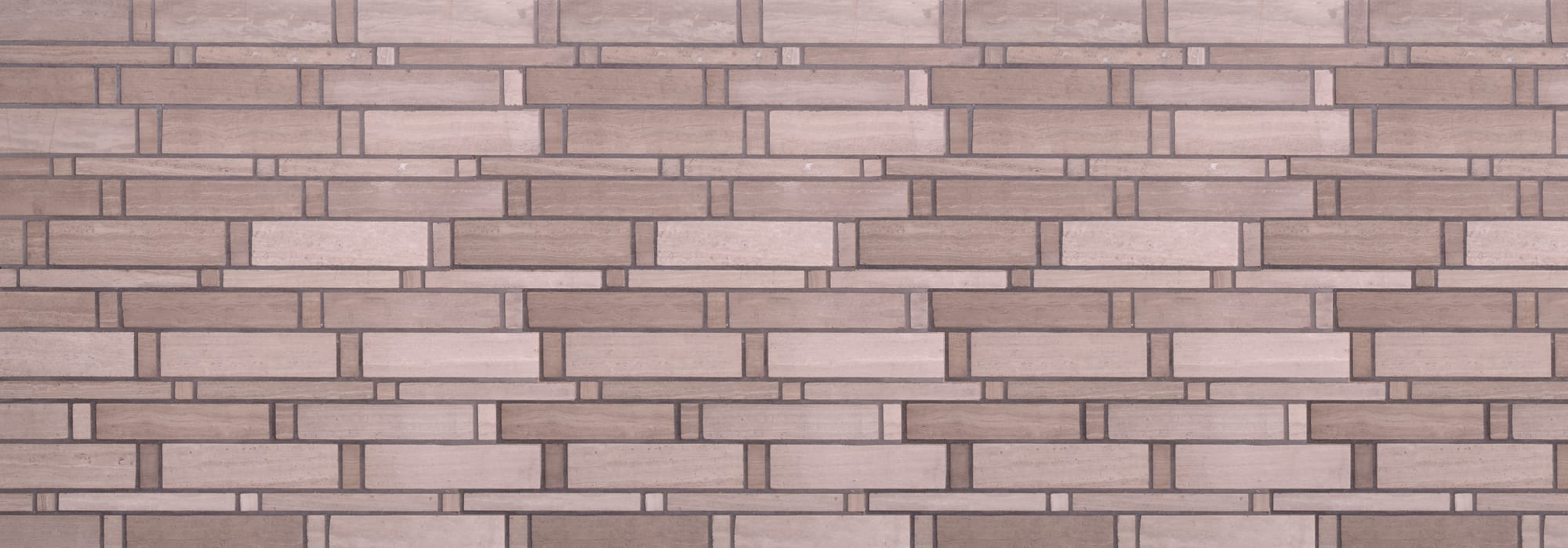 Wood Tile Mosaic by Milstone