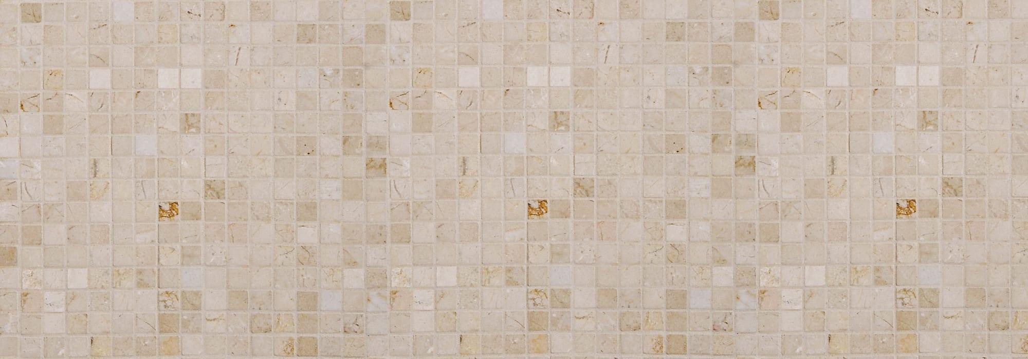 פסיפס אבן קרמה מרפיל 1.5*1.5 by Milstone