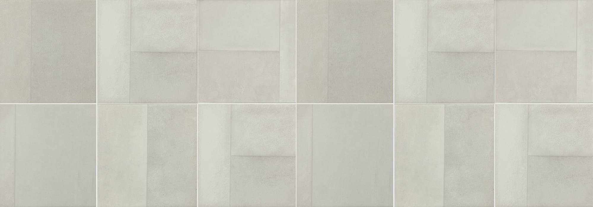 קרמיקה אורבן לבן דגם G309 by Milstone