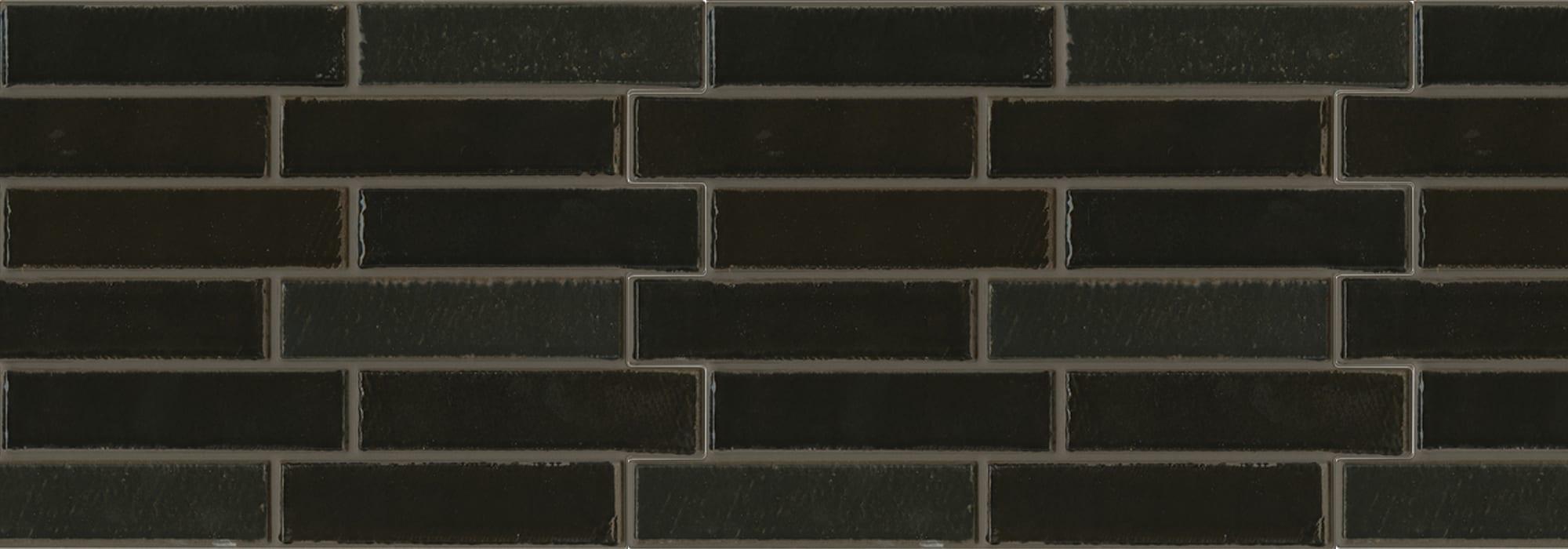 קרמיקה שחור עתיק דגם G304 by Milstone