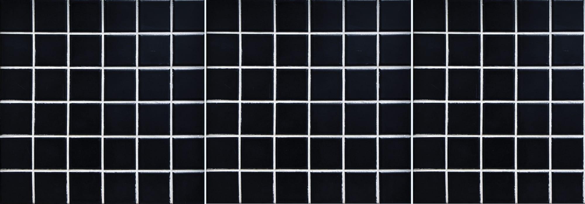פסיפס קרמיקה חרמון שחור by Milstone