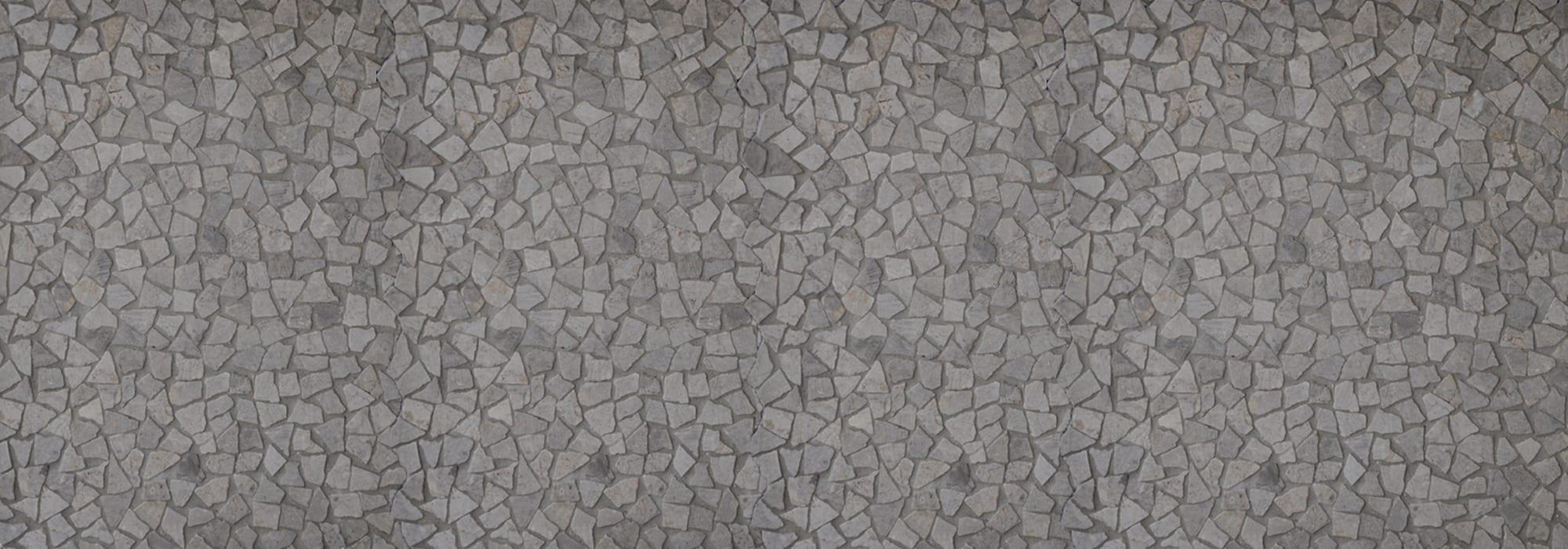 Micro Brescia XS Combined Mosaic by Milstone