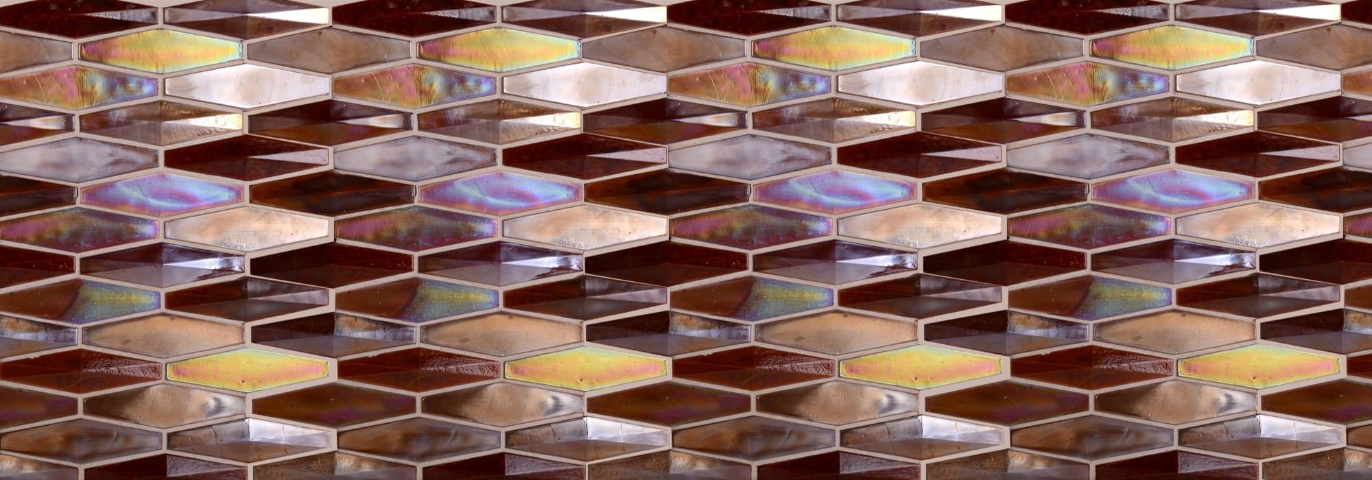 פסיפס זכוכית הארי פוטר by Milstone