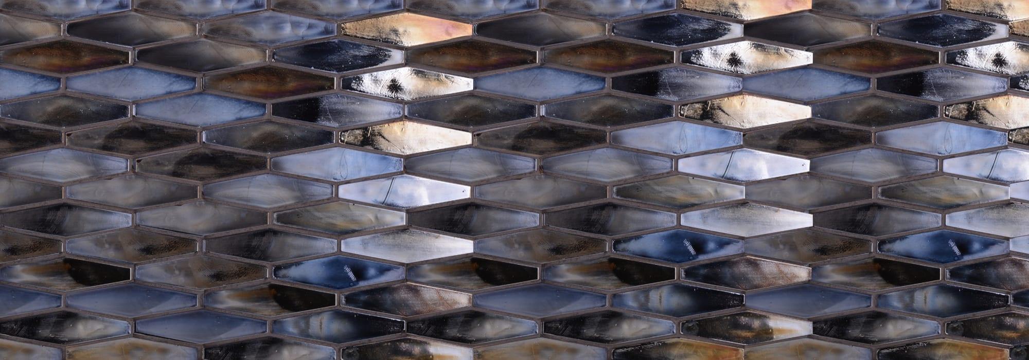פסיפס זכוכית סיריוס by Milstone
