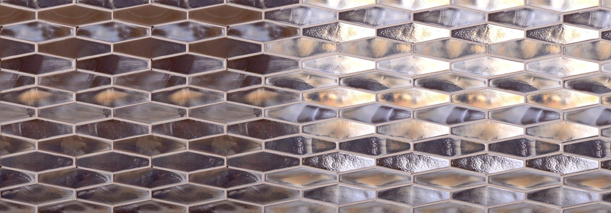 פסיפס זכוכית וולמורט by Milstone