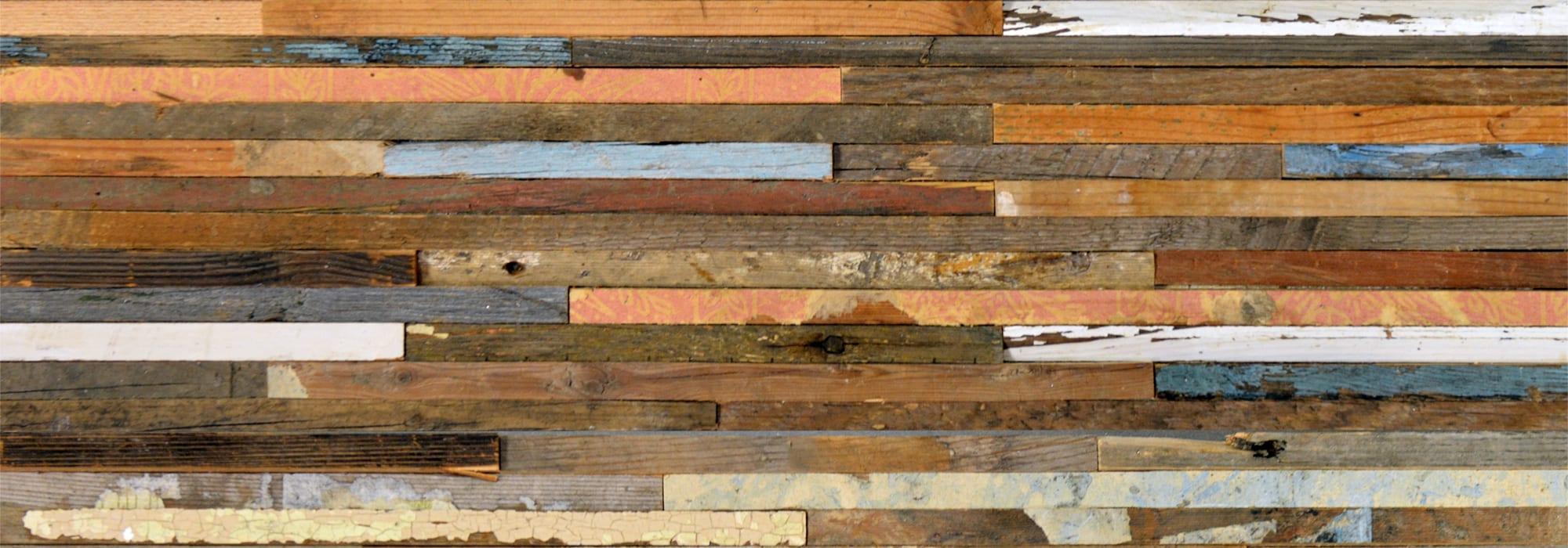 פנל עץ גליף חלונות פירוקים by Milstone