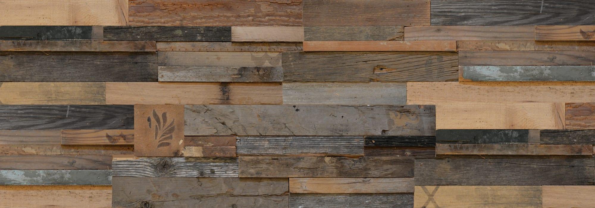 פנל עץ גוטנברג רחב מגוון by Milstone