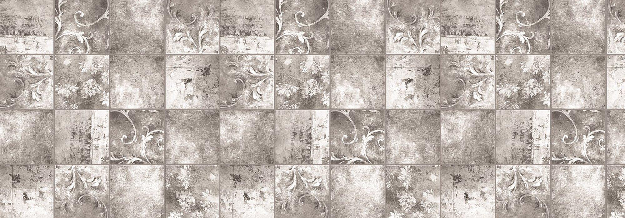 פסיפס קרמיקה וניטי אפור by Milstone
