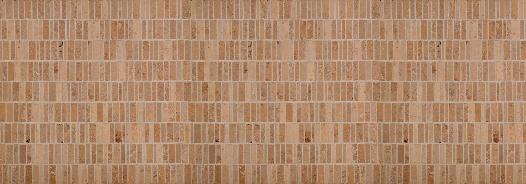 פסיפס אבן מקלות ברלין בז' (גו'רה) by Milstone
