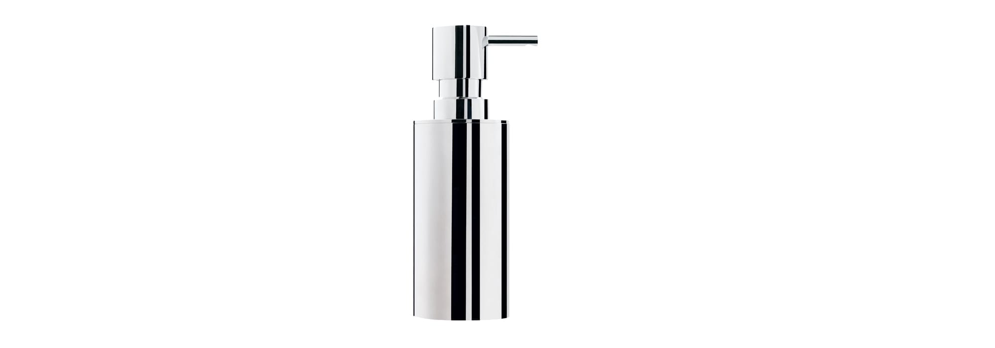 משאבת סבון נוזלי כרום – A1.25.01 by Milstone