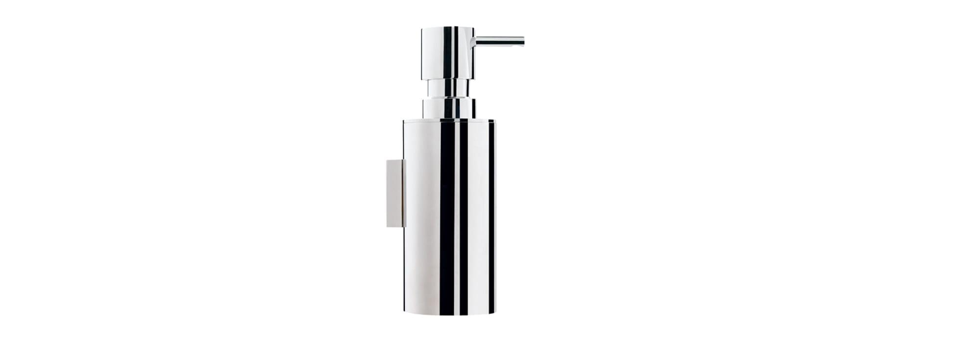 משאבת סבון נוזלי צמוד קיר – A1.26.01 by Milstone