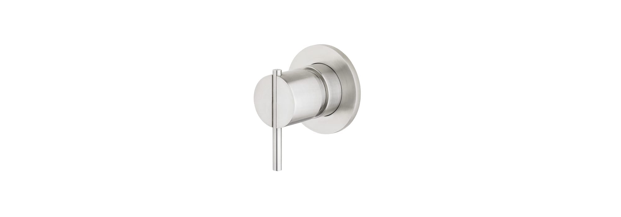 אינטרפוץ למקלחת 3 דרך, נירוסטה – T4.42B.IE by Milstone