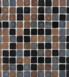 משחקים באבן - אלמנטים עיצוביים עם אבני פסיפס